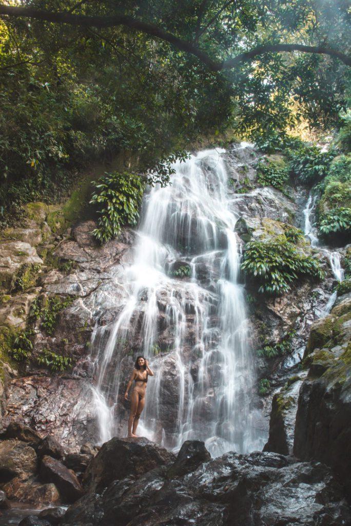 Marinka Waterfall/Cascadas Marinka