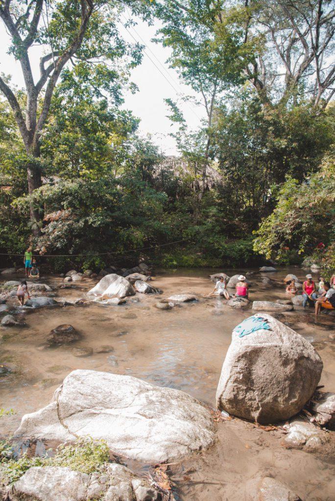 Las Piedras, Minca Colombia