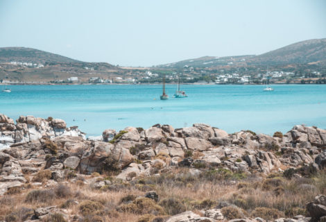 Kolympethres Beach Best beaches in Paros