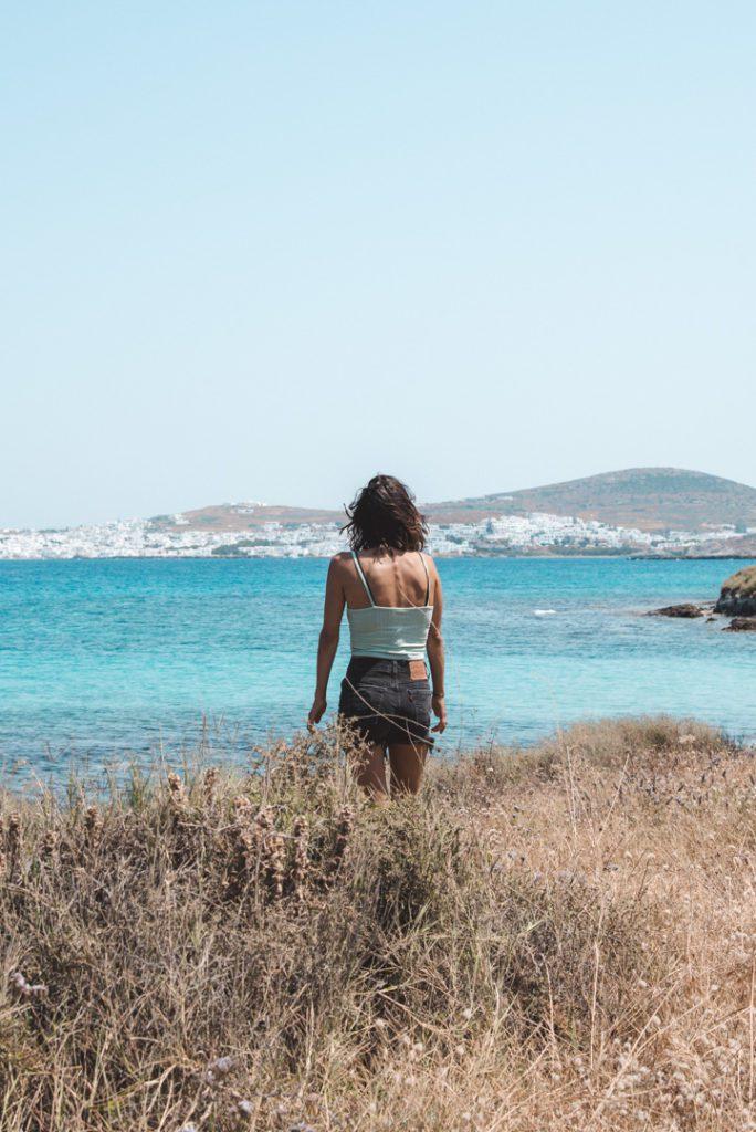 Views of Paros, Greece