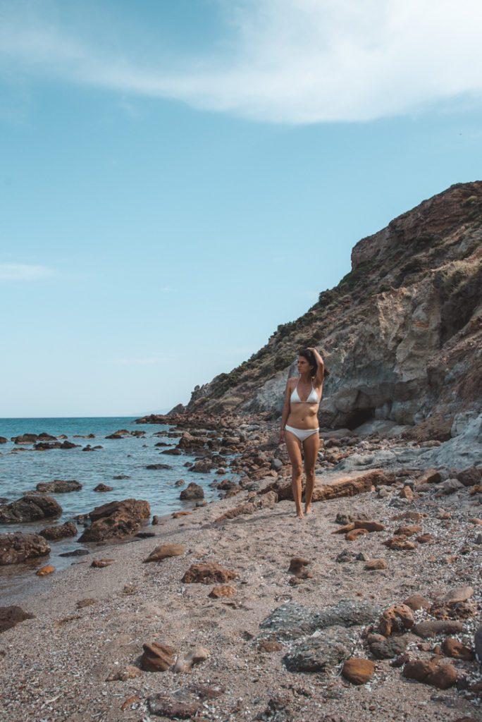 Kalogeros Beach- Perfect beach on Paros, Greece