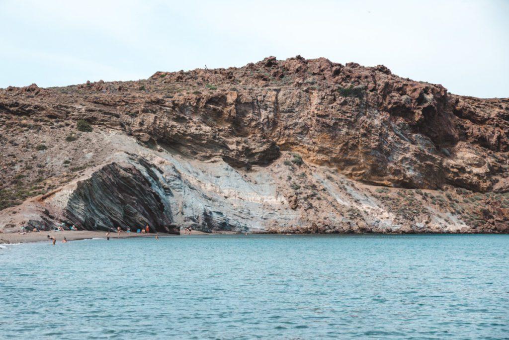 Kalogeros Beach Paros.