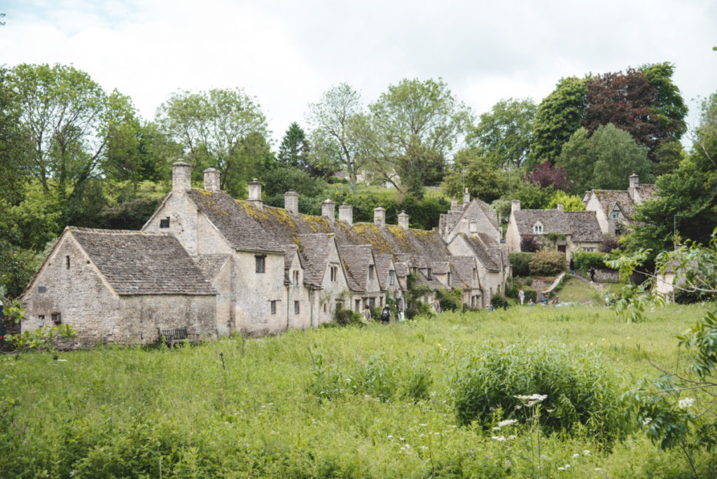Row of cottage, Bibury United Kingdom