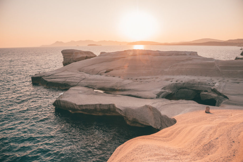 What to do in Milos, Greece