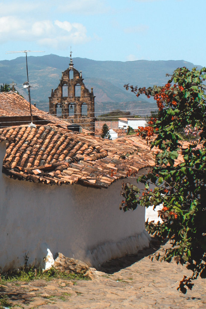 Guane Village Santander COlombia
