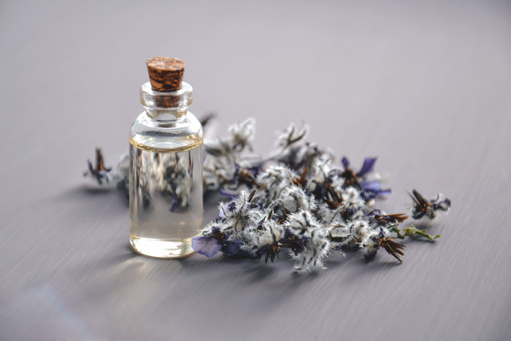 Lavender essential oil- best essential oils for travel