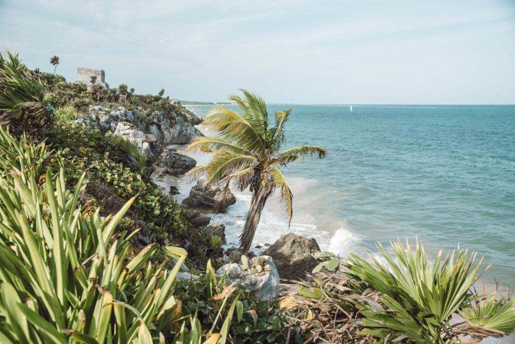 Tulum ruins beach tulum travel guide