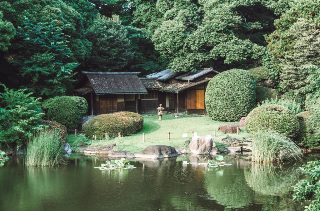 japanese garden japan bucket list