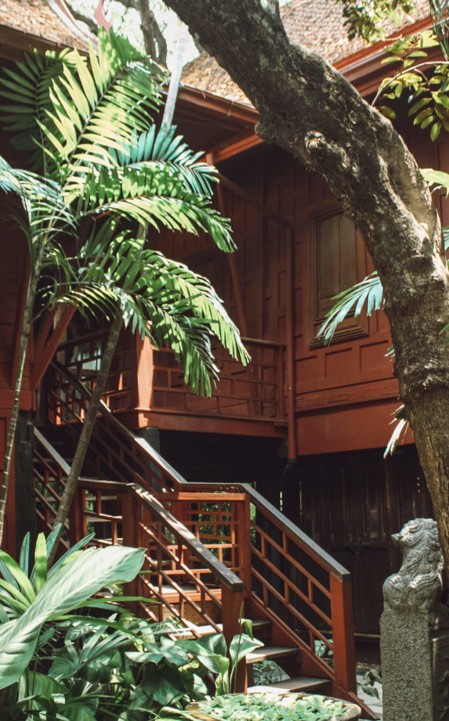 Jim Thompsons House Museum Bangkok Thailand