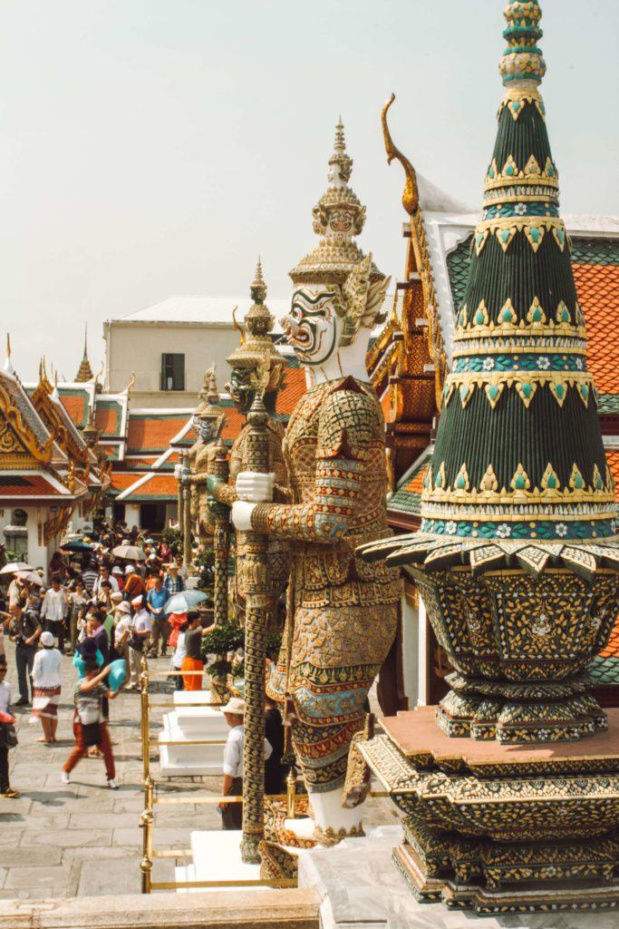 Grand Palace, Bangkok Thailand