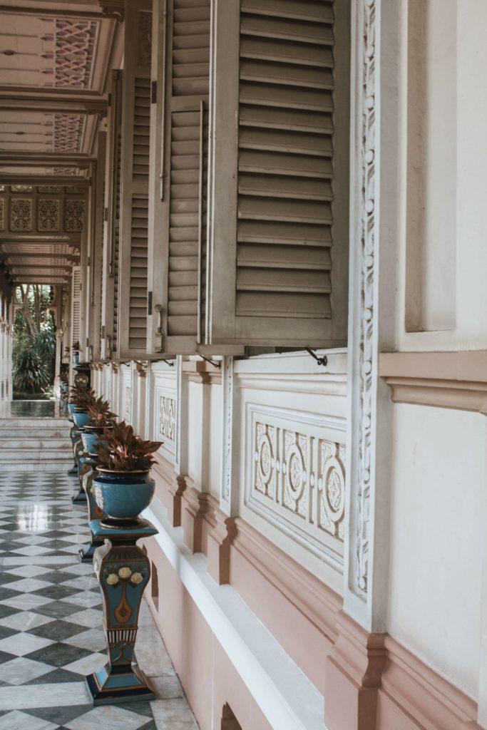 Victorian Thai architecture in Bangkok