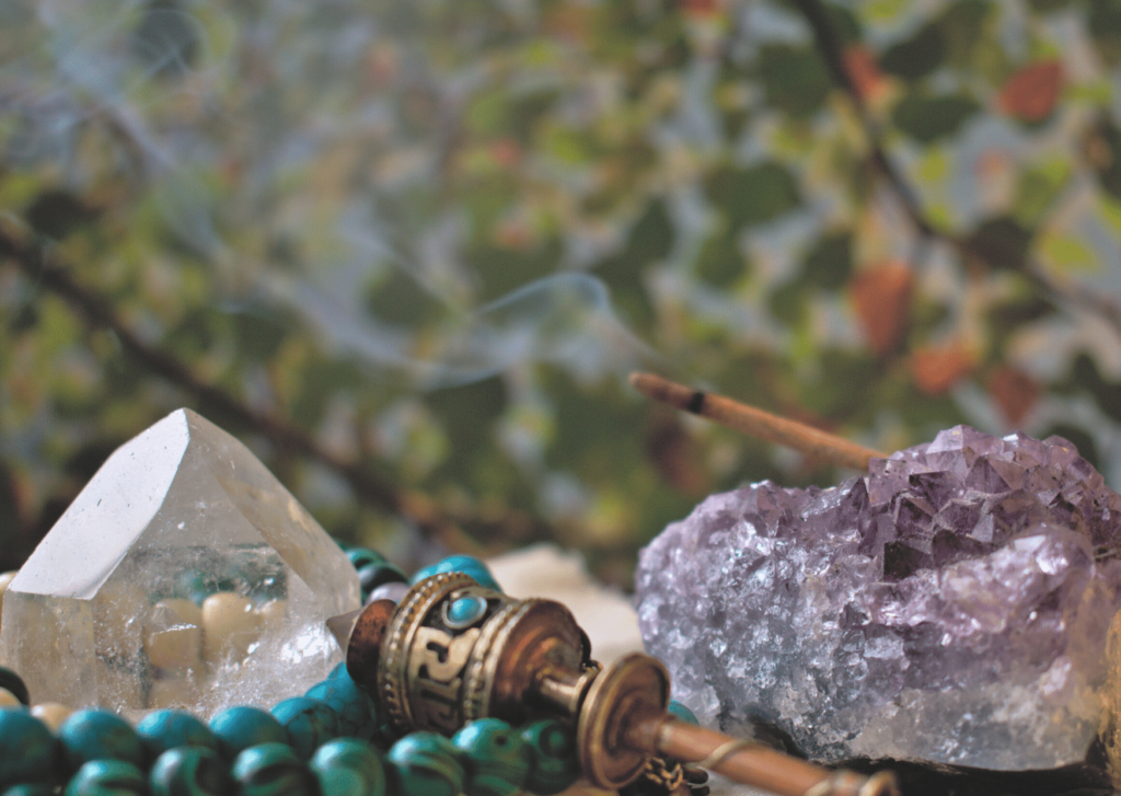 crystals in Peru, wellness destinations