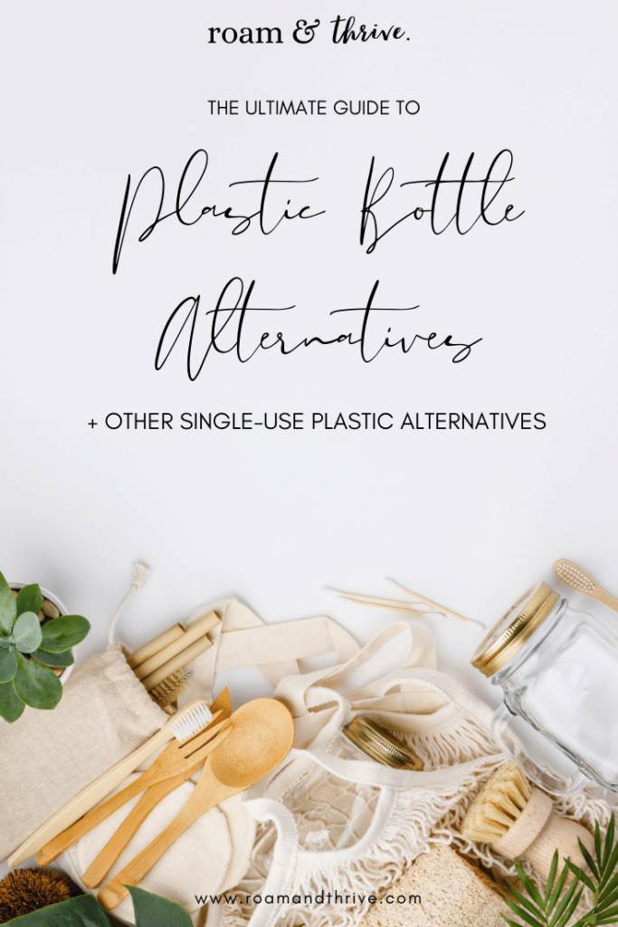 Discover how you can make the change today to a more sustainable lifestyle by ditching the plastic bottles for good. Both at home and while travelling.