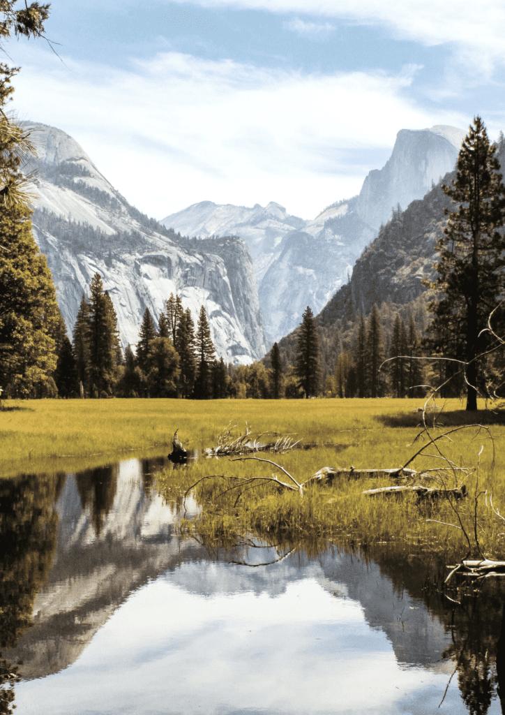 yosemite national park wellness destinations
