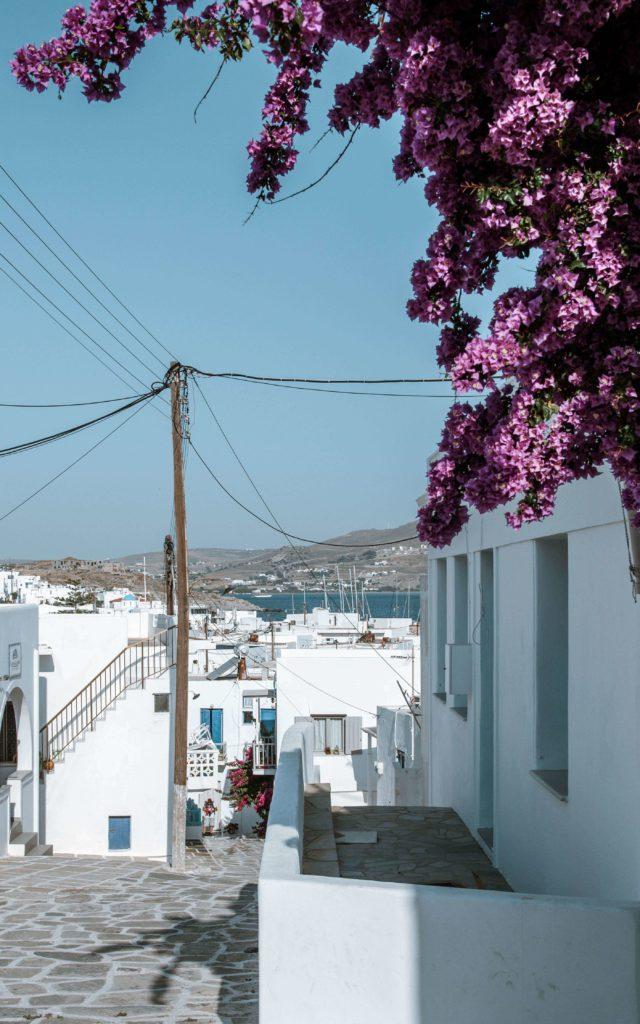 Naousa, Paros Greece