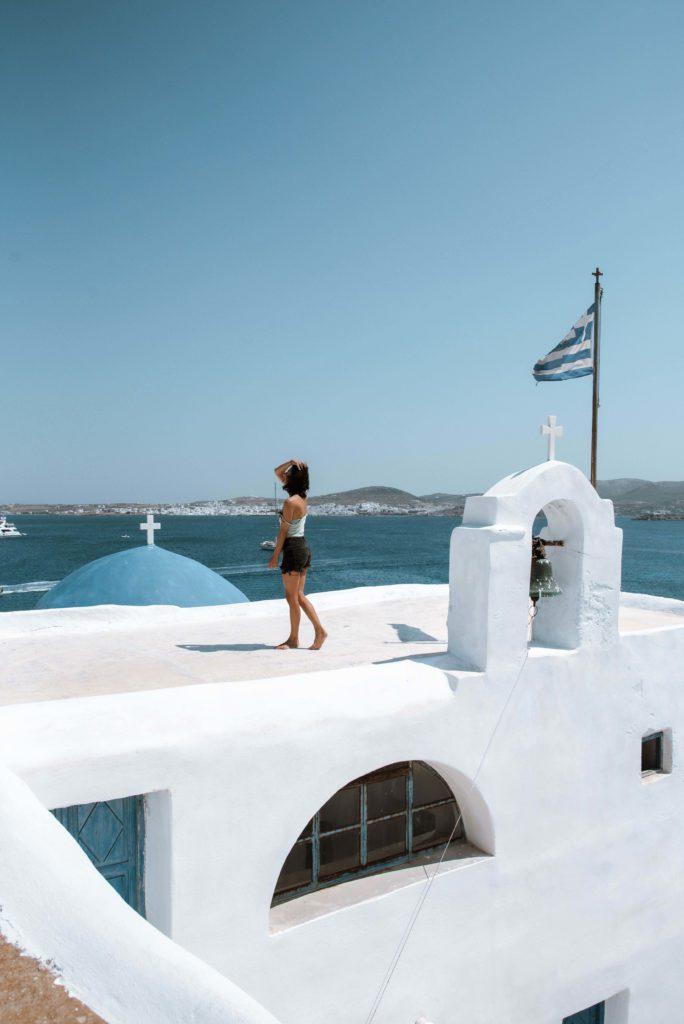 Best instagram spots in Paros Greece