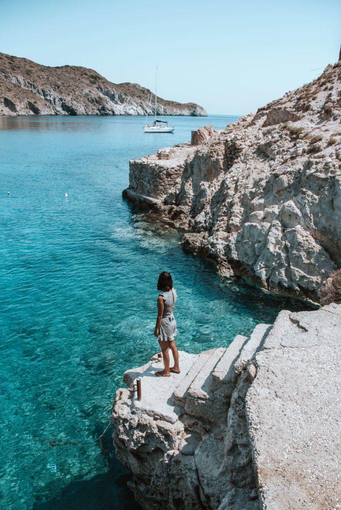 Milos Greece best beaches