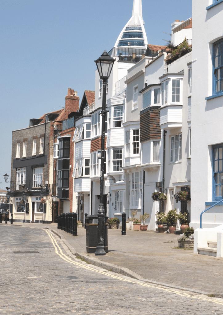 portmouth street england