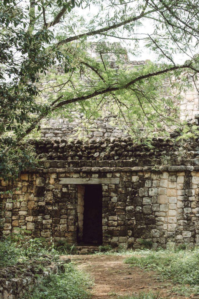 Ek Balam ruins Mexico