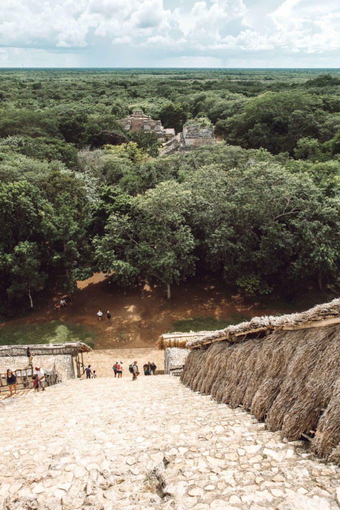 Ek Balam ruins Acropolis