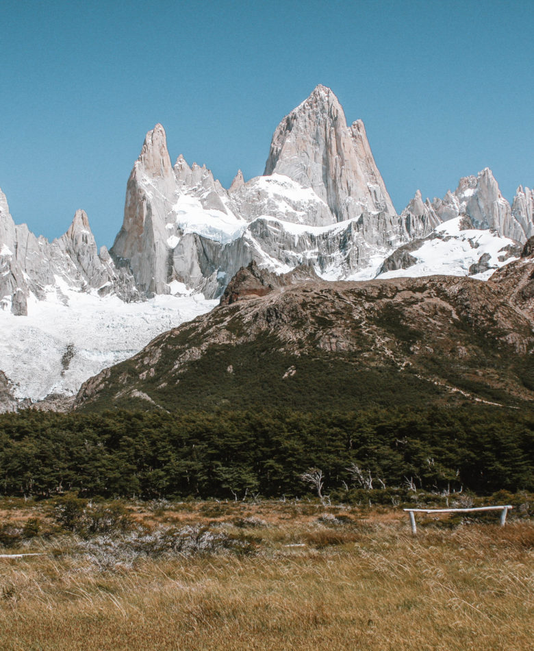 Fitz Roy National PArk and mountains
