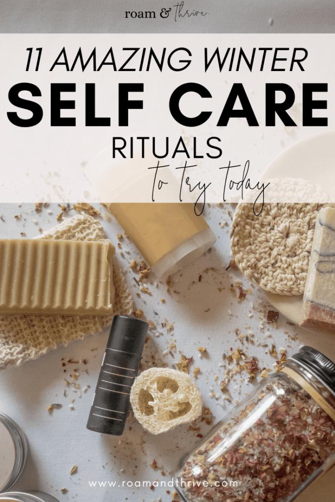 winter self care