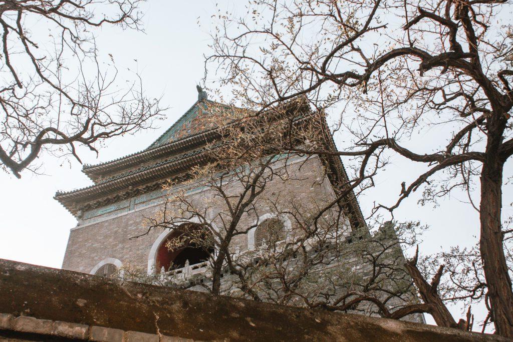 Drum tower Beijing