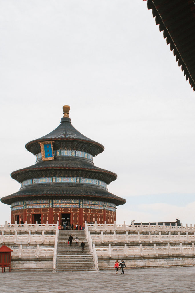 Temple of Heaven Beijing Itinerary