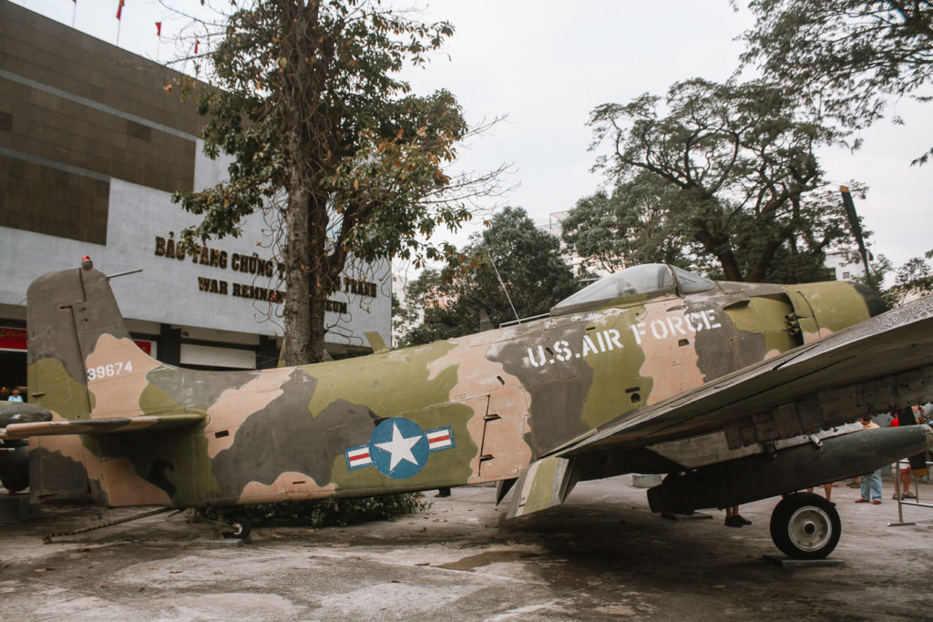 War Remnants Museum Ho Chi Minh City 3 day itinerary