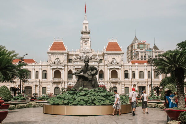 People's Committee of Ho Chi Minh City 3 day itinerary