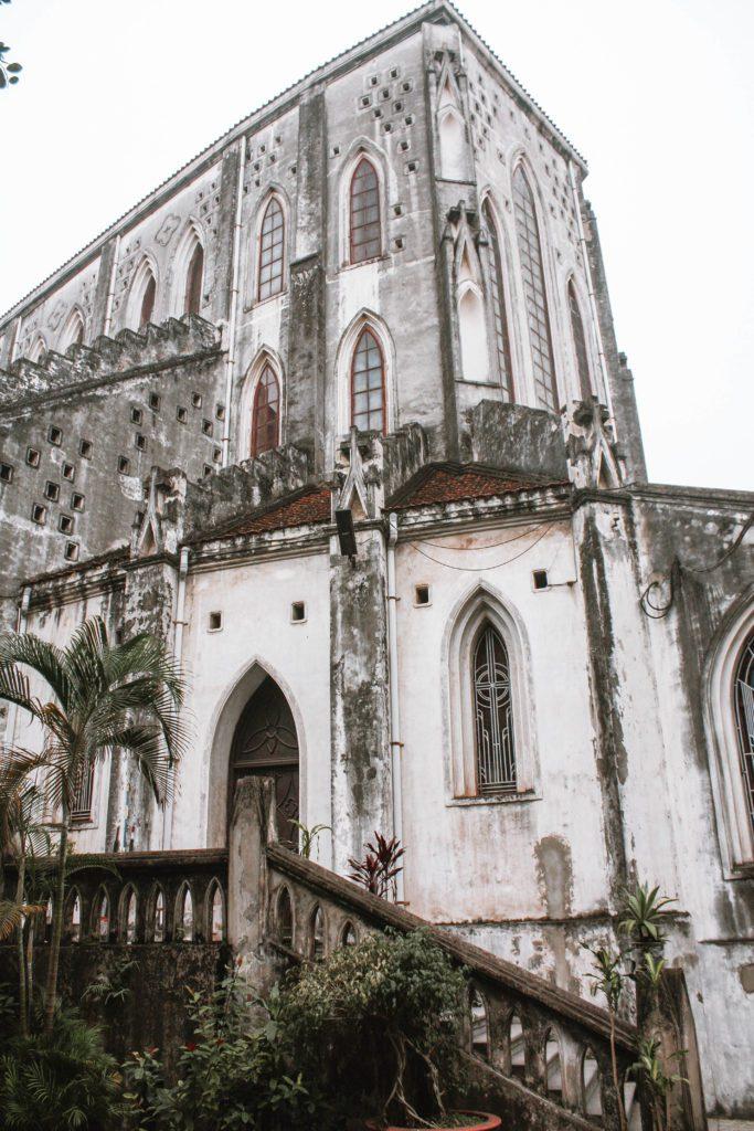 St. Josephs Cathedral Hanoi itinerary 4 days