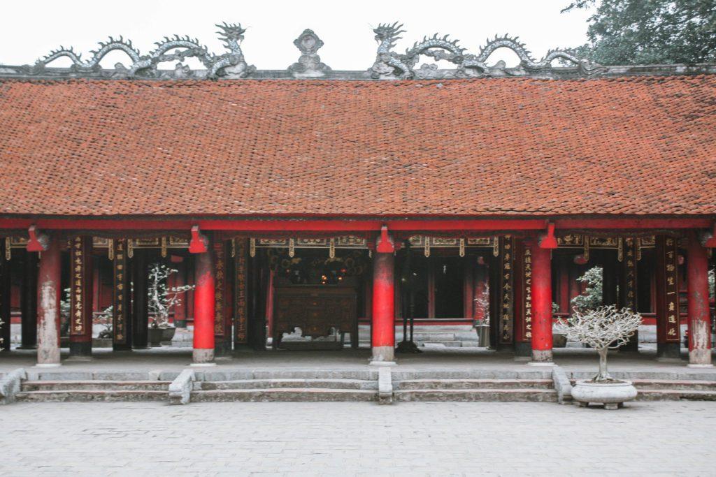 Citadel Hanoi itinerary 4 days