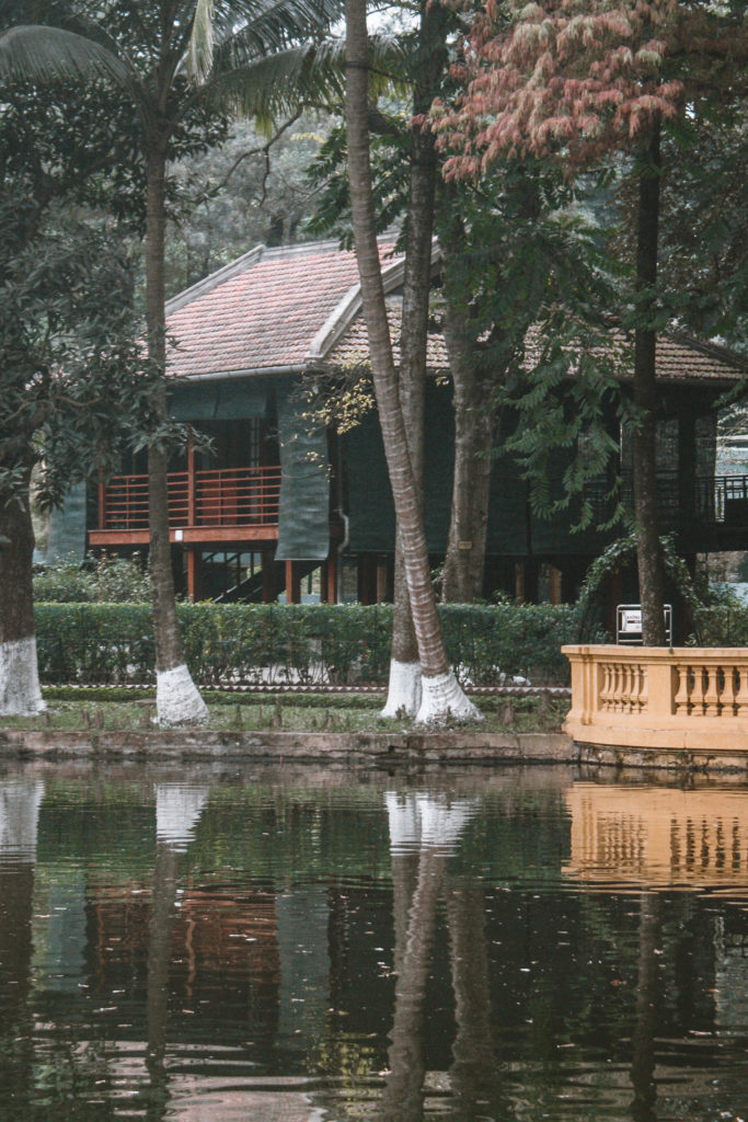 Hanoi itinerary 4 days presidencial Palace historical site