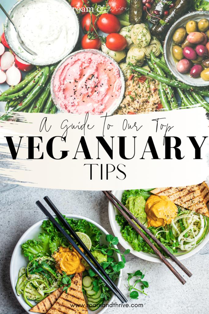 veganuary tips