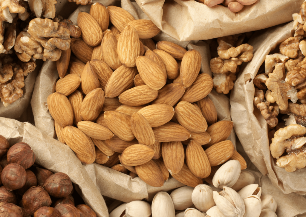 nuts all natural energy booster