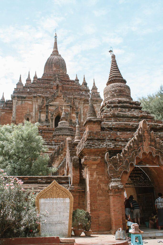 Htilominlo Bagan- things to do in Bagan