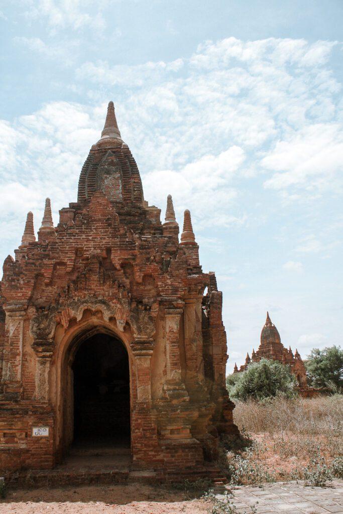 things to do in Bagan Myanmar- temples