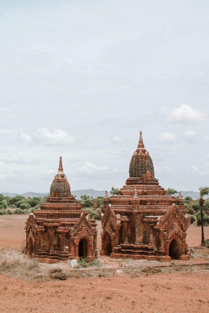 bagan itinerary temples