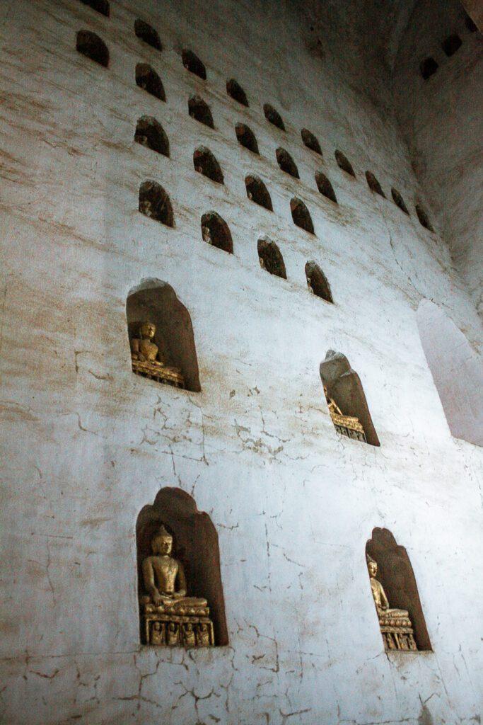 Ananda Temple Bagan itinerary