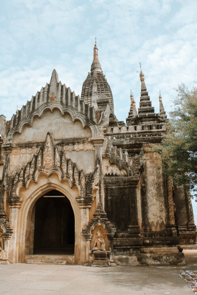 Shwegu Gyi Phaya bagan itinerary