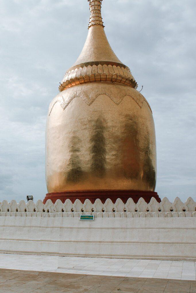 Bagan itinerary stupa