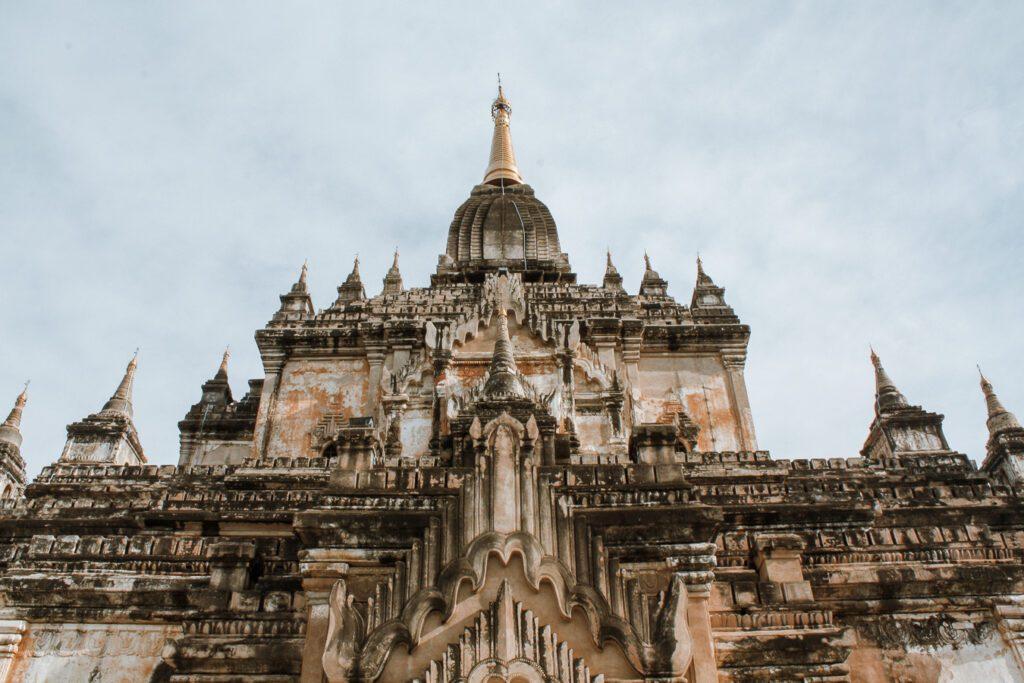 Bagan itinerary