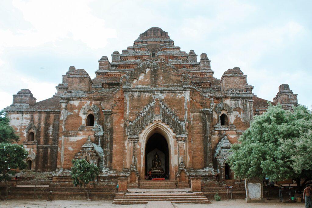 Dhammmayan Gyi Temple things to do in Bagan