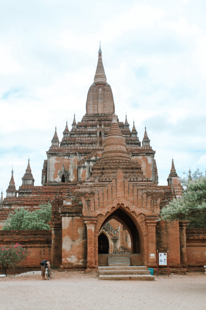 Sulamani Temple Bagan things to do in Bagan