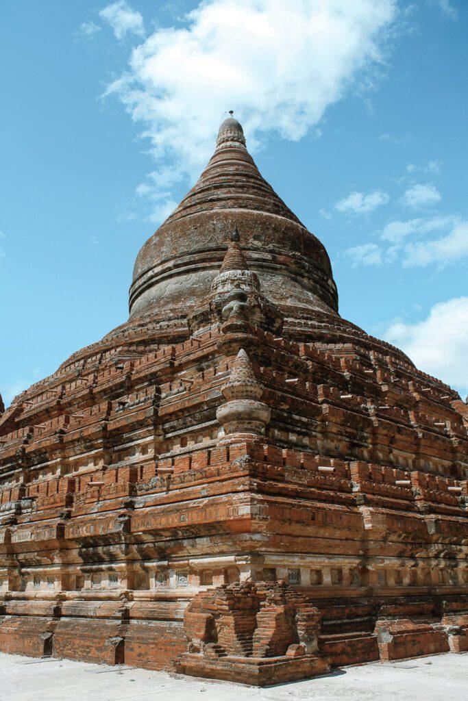 Dhammayazaka Pagoda things to do in bagan