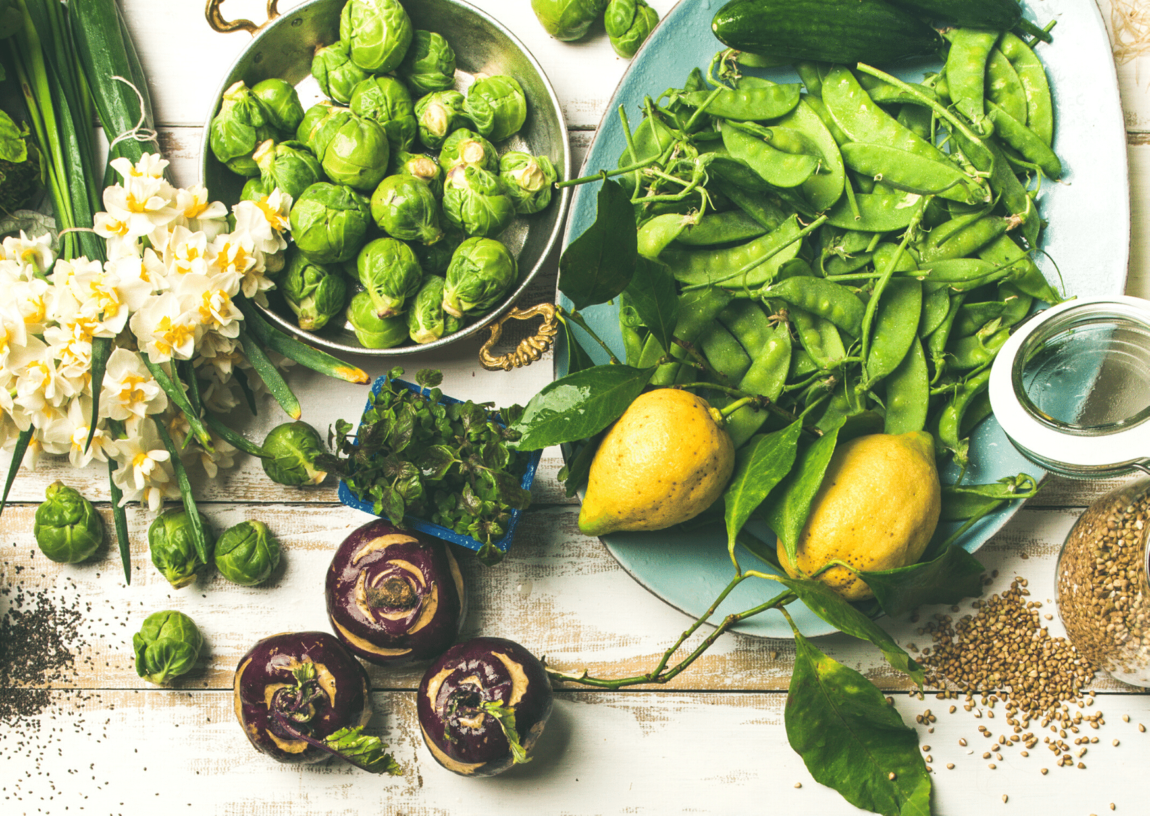 Veggies, tips for a successful veganuary