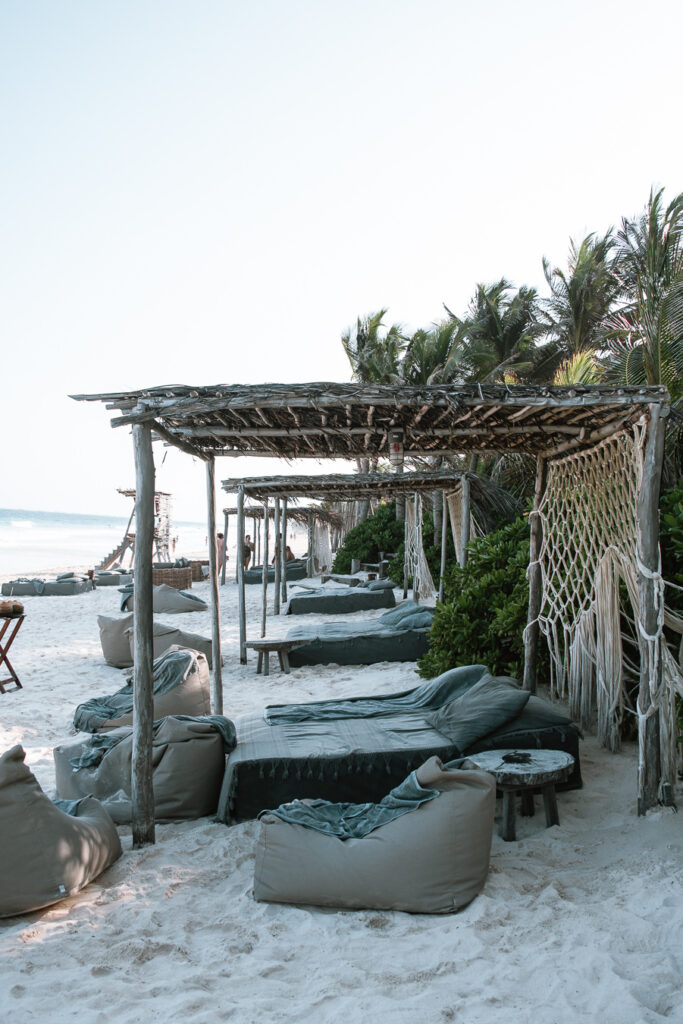 Nomade Tulum beach club