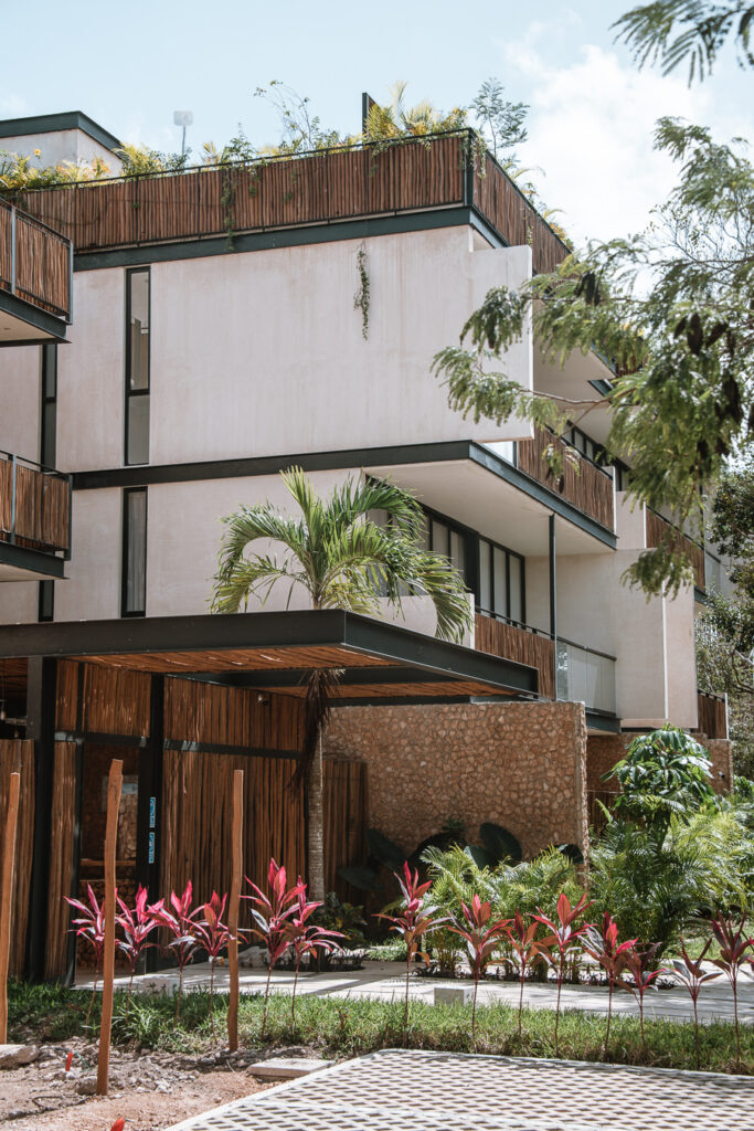 Aldea Zama- best areas to stay tulum
