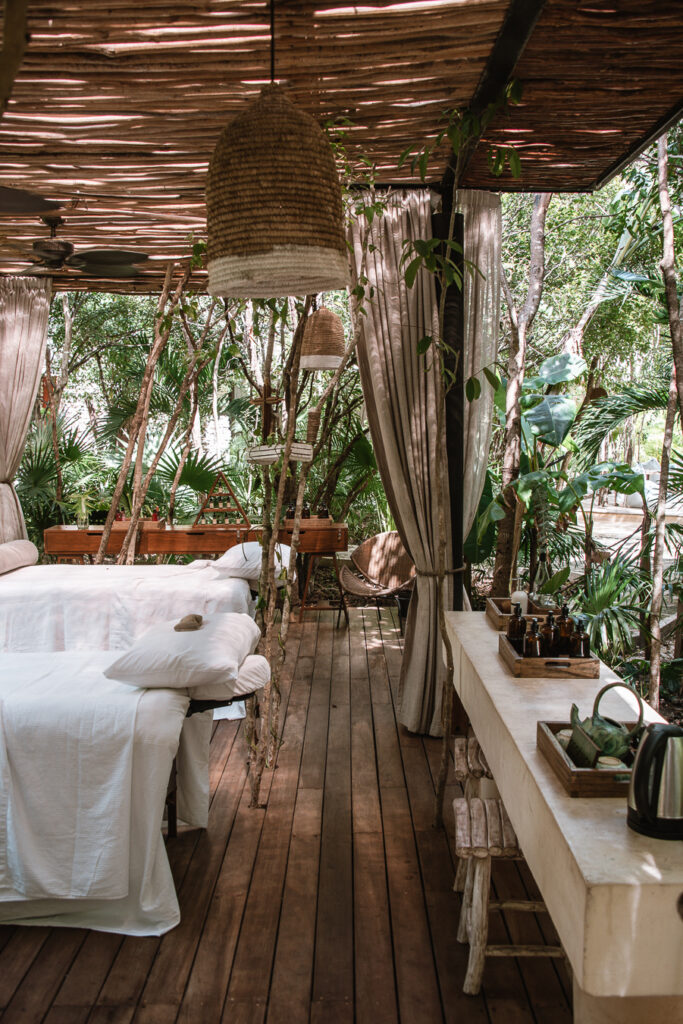 Tulum hotels and spa