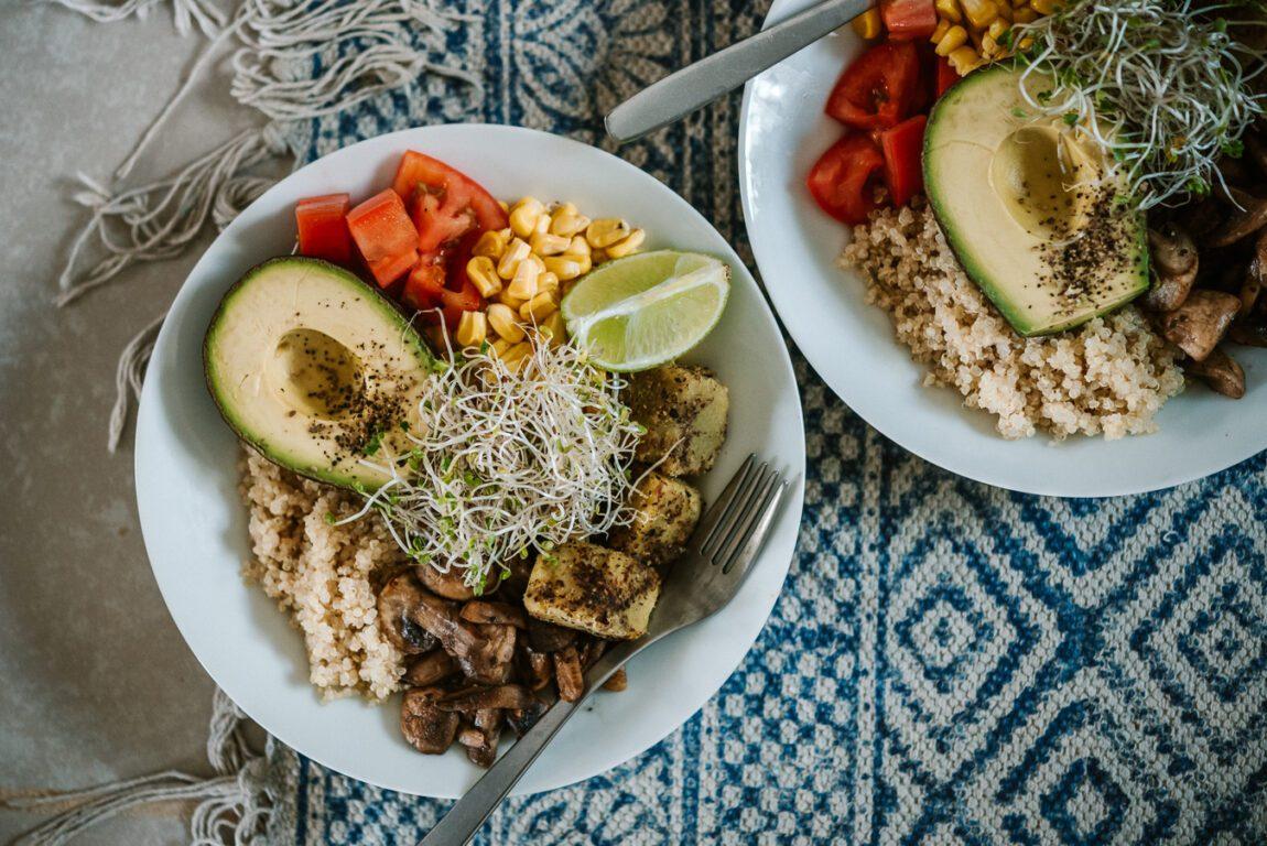 vegan buddha bowl recipe ideas
